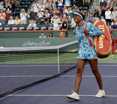 venus indian wells return