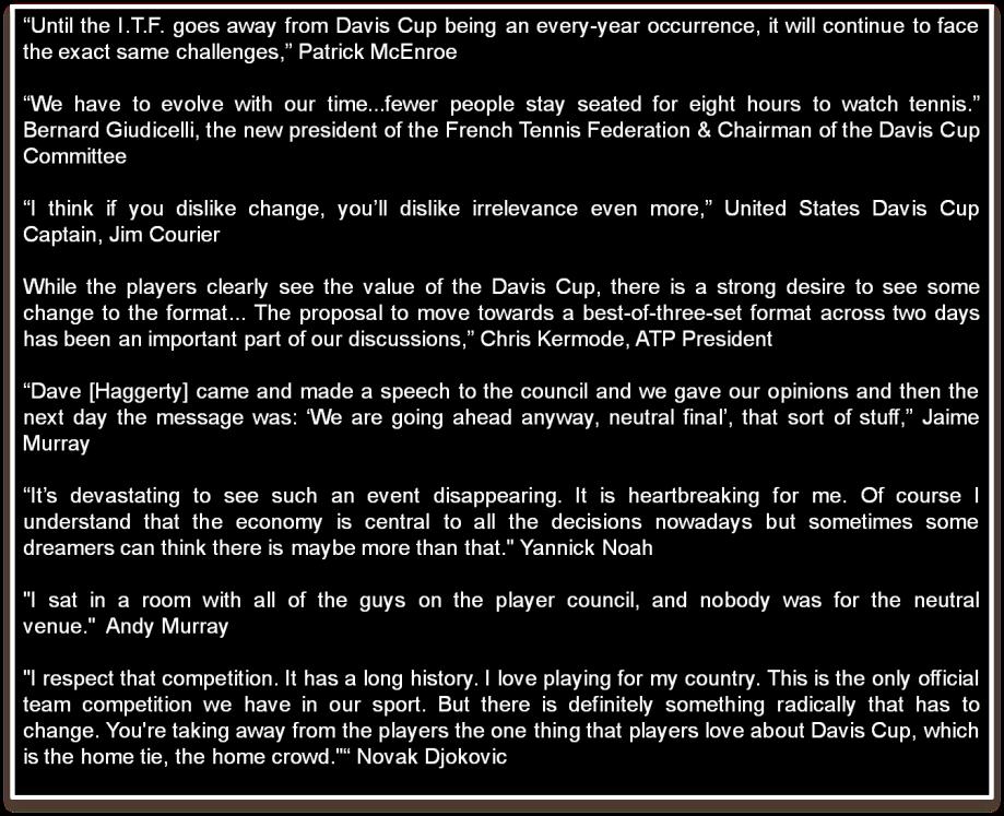 Davis cup quotes