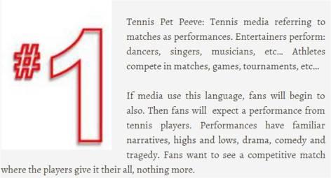 pet peeve performance
